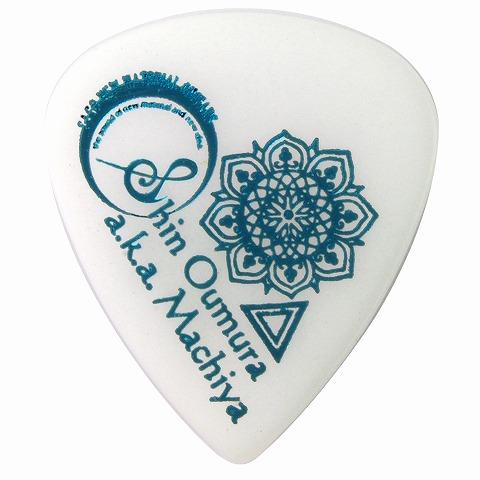 Sago(サゴ) ギターピック 和楽器バンド 町屋(桜村眞) Blue0.7mm