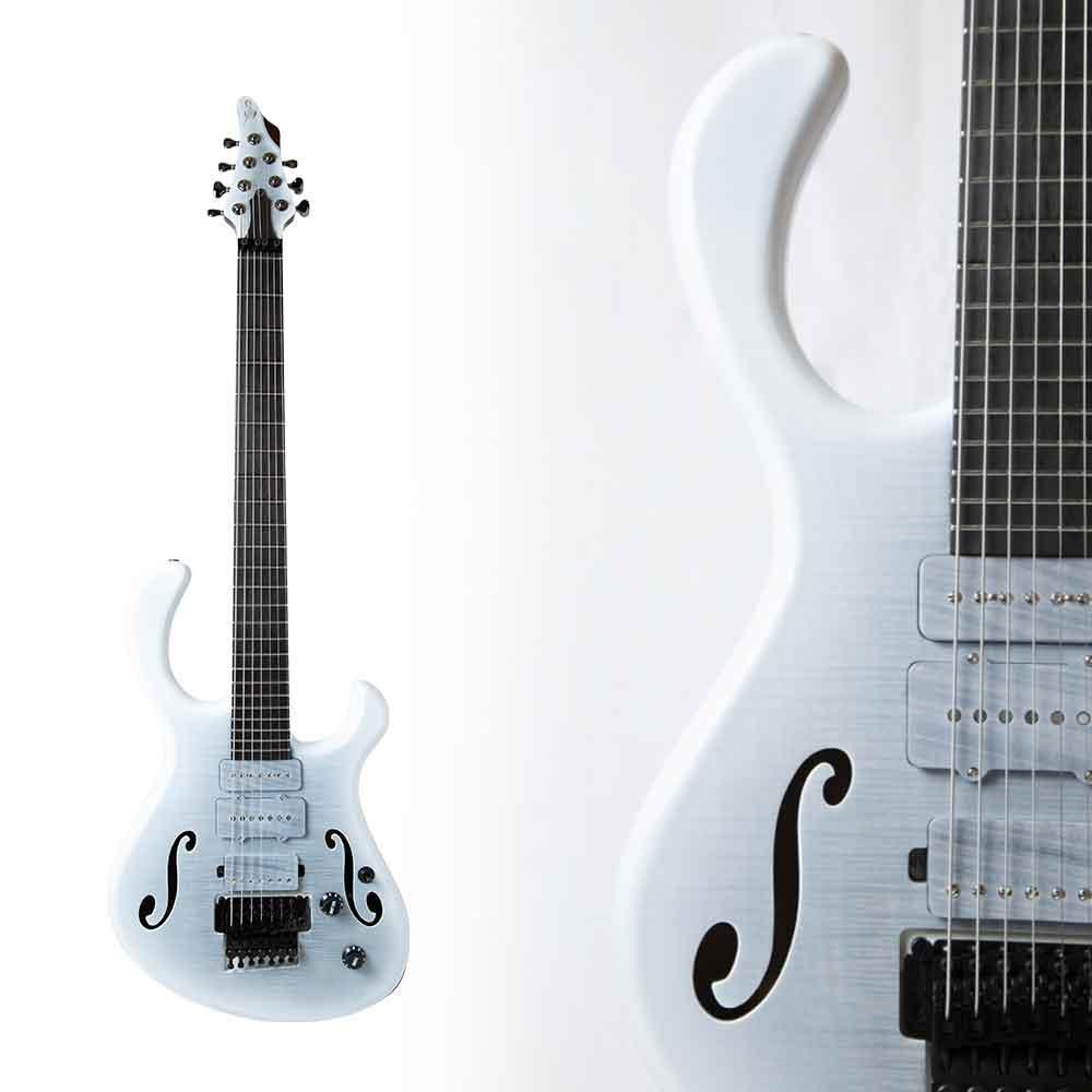 [受注生産]Sago(サゴ)エレキギター/時雨[Flame Maple Top]/桜村 眞シグネイチャーモデル/本人同仕様/和楽器バンド m:a.ture 町屋