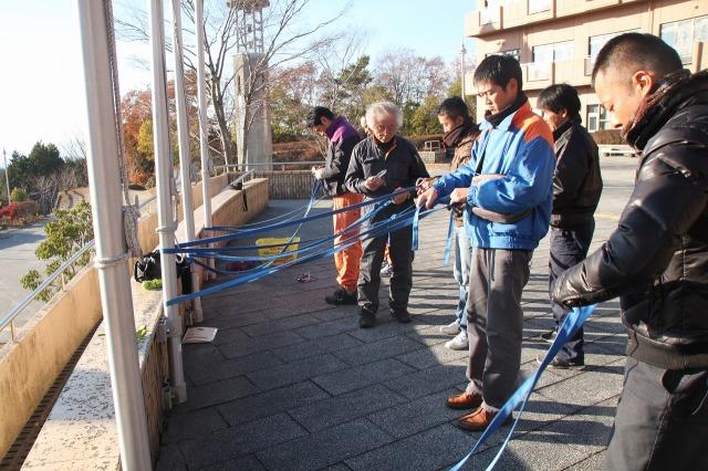 レスキュー3 テクニカルロープレスキュートレーニング愛知豊田