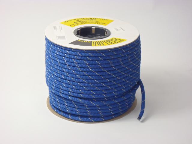 スターリン プルージックコード 8mm (100m) ブルー