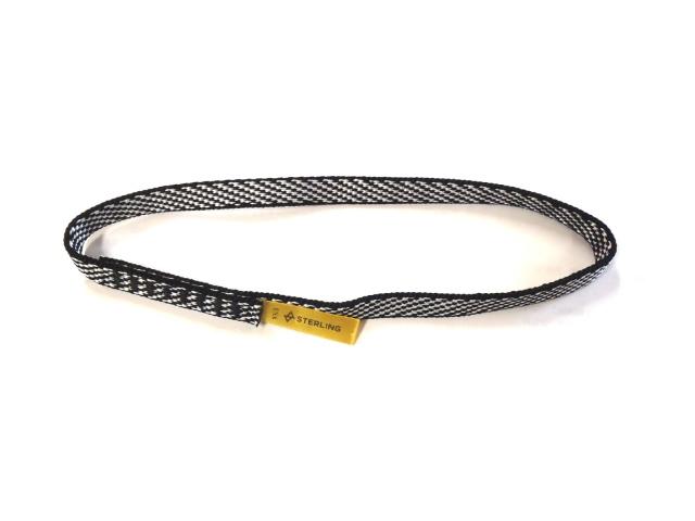 スターリン テープスリング ダイニーマー 25cm ブラック