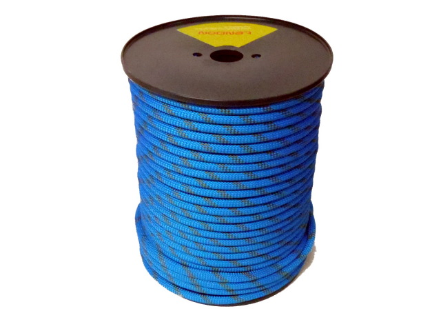 テンドン スタティックプロNFPA  11mm100m ブルー 【40kN】