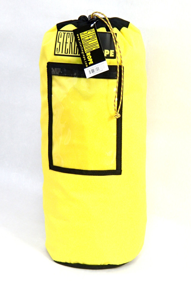 スターリン ロープバッグ(最小サイズ) イエロー
