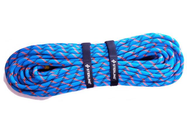 スターリン ワークプロ 12.5mm50 m ブルー【NFPAG ENタイプA ANSI認証】
