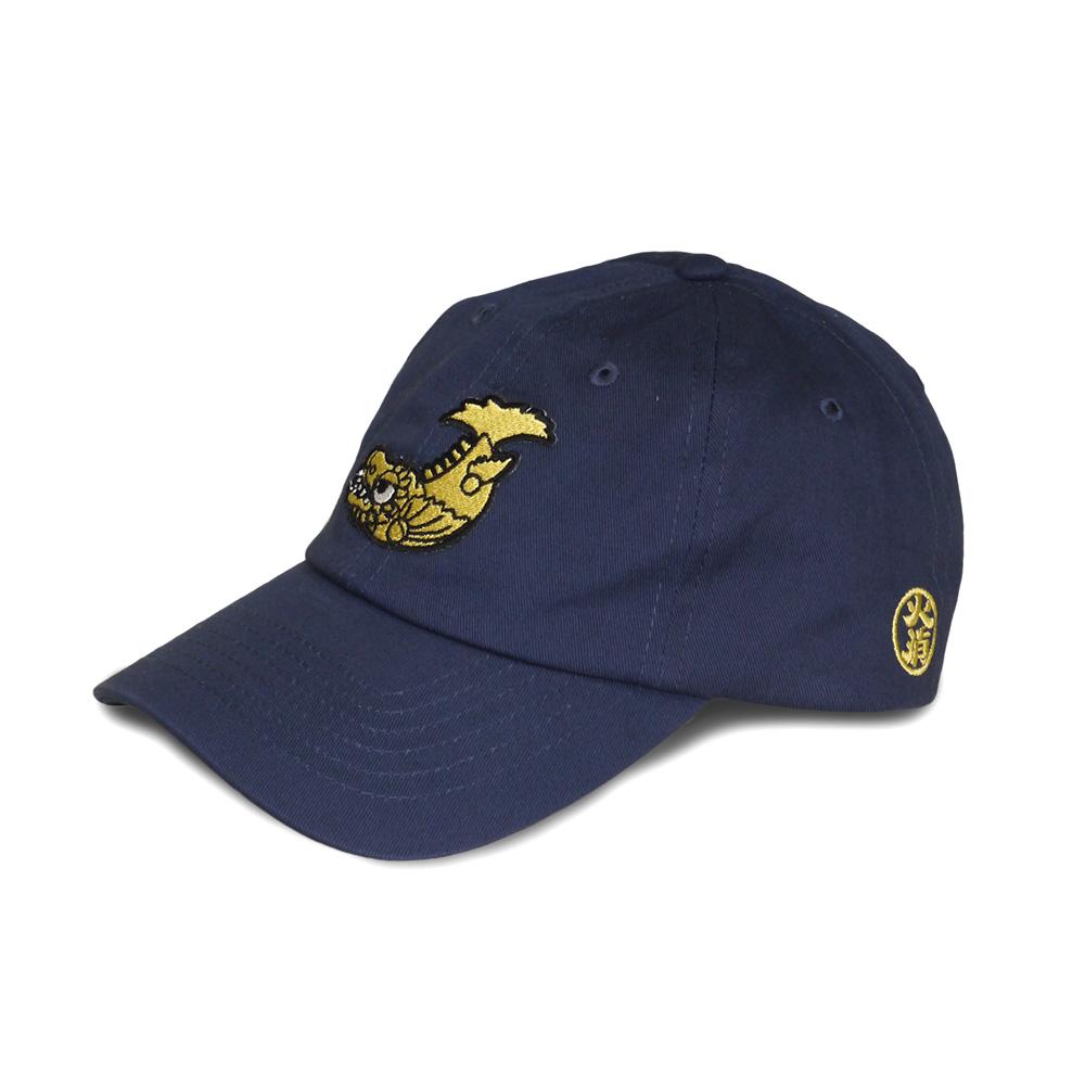 シャチホコLOW CAP[受注発注商品:発送までに3~4週間程度]