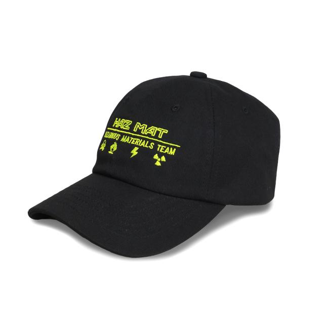 HAZ MAT LOW CAP