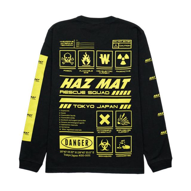 HAZMAT9102-01BIG L/S[受注発注商品:発送までに3~4週間程度]
