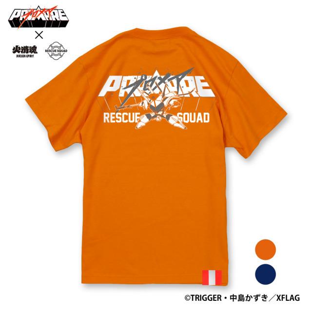 プロメア×RS Tシャツ