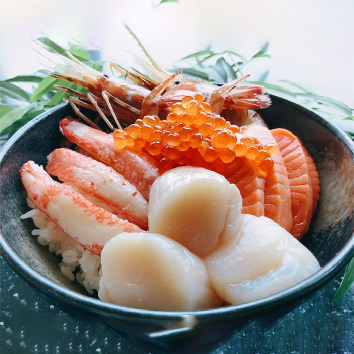 ご自宅で♪海鮮丼!セット