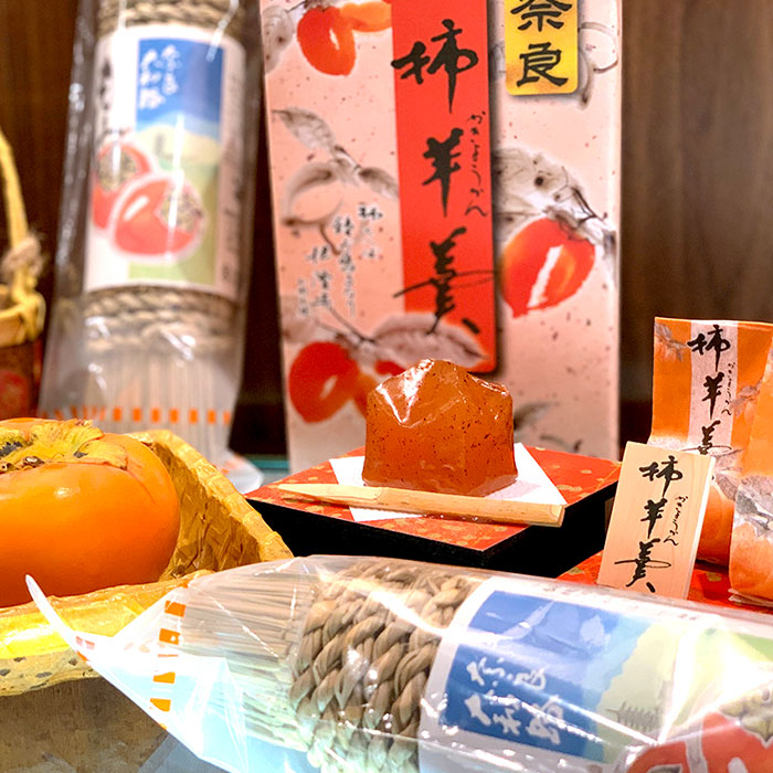 もみじ柿&柿羊羹 セット