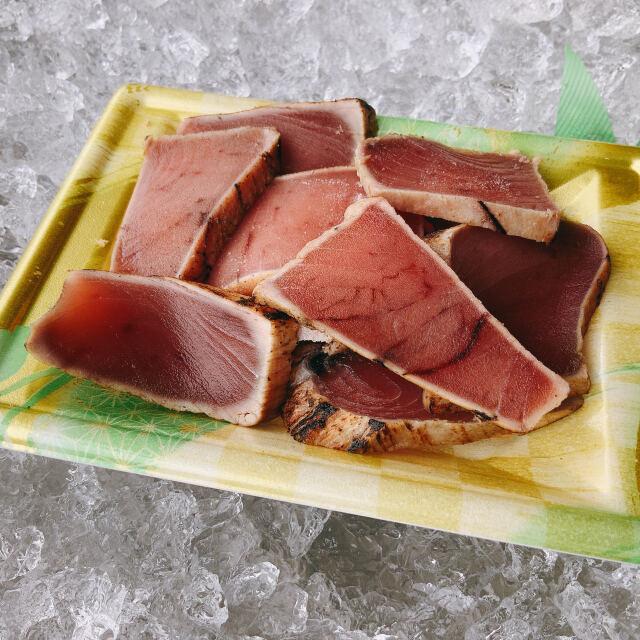 本マグロ&炙り本マグロ② 炙りマグロ