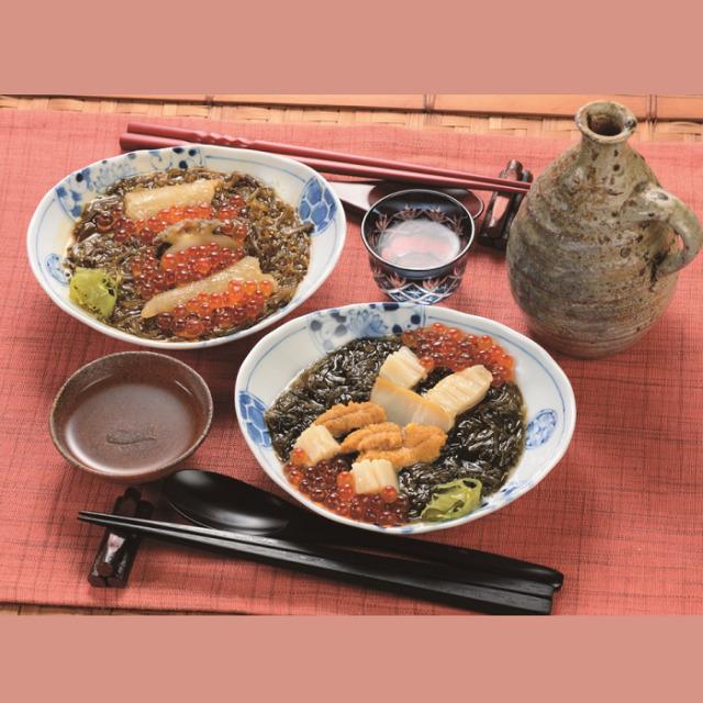 中村家 海鮮漬けセパレート「黄金海撰漬」