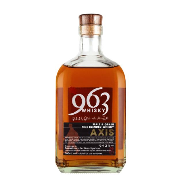 963アクシスブレンデットウイスキー