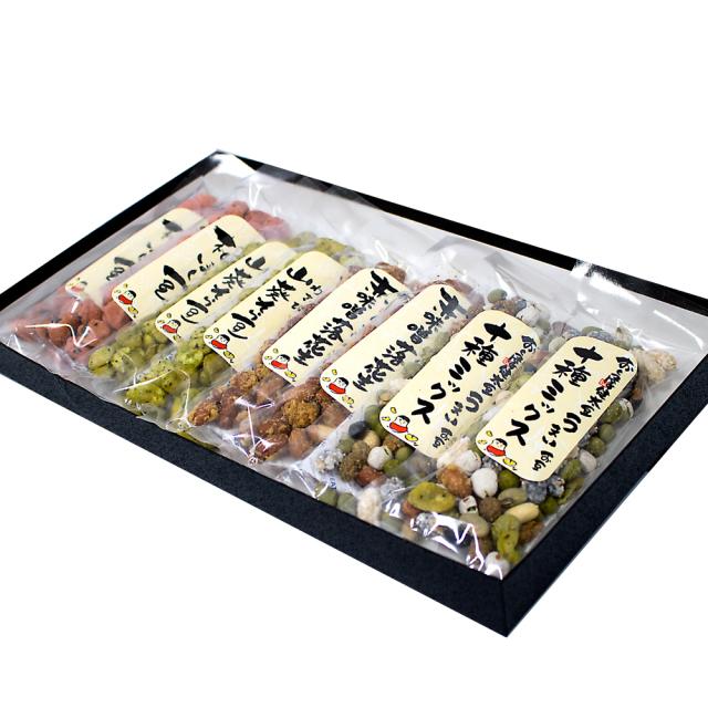 おくや豆菓子8本
