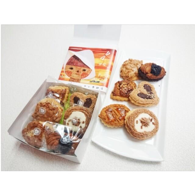 「館山中村屋」さんのロシアケーキ