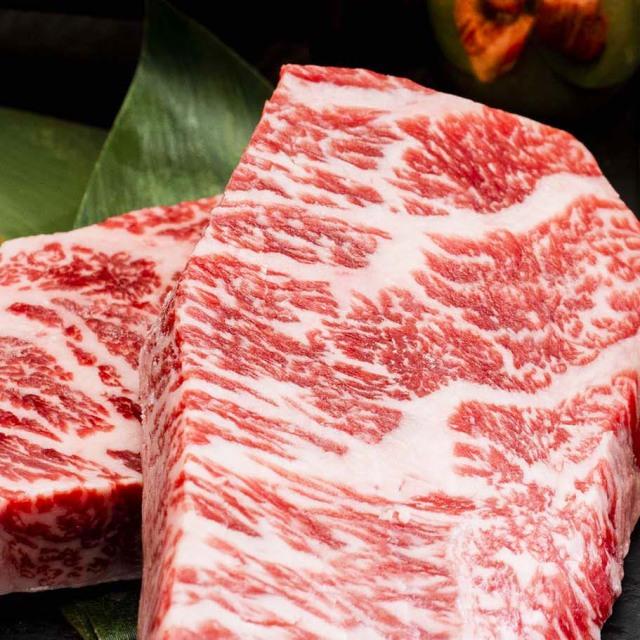 甲州牛イチボ肉