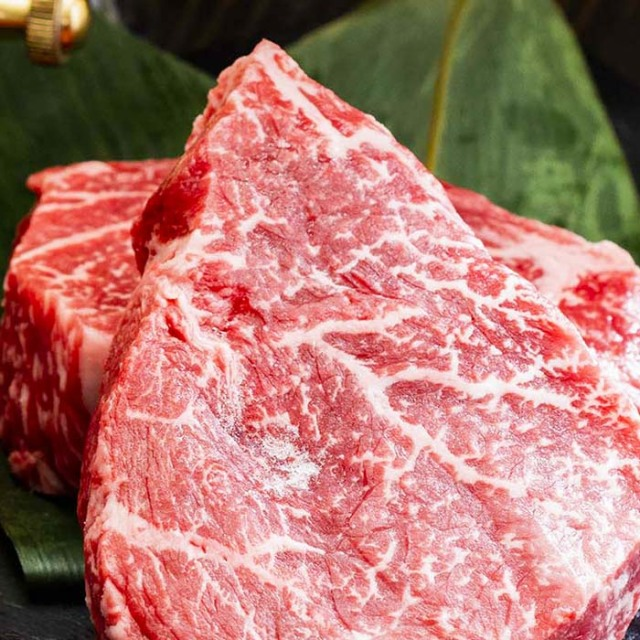 甲州牛ランプ肉