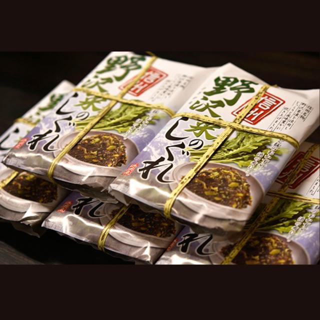 野沢菜しぐれ5点セット