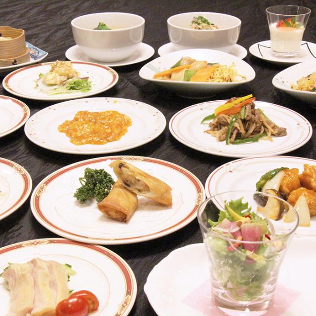 中国料理天壇 ランチオーダーバイキング