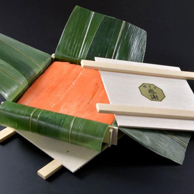 平ら寿司本舗ますの寿司厚切り特選一重