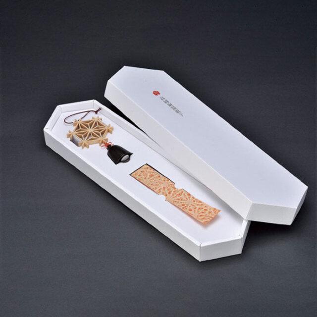高岡銅器組子(専用箱付)音福(おんぷ)