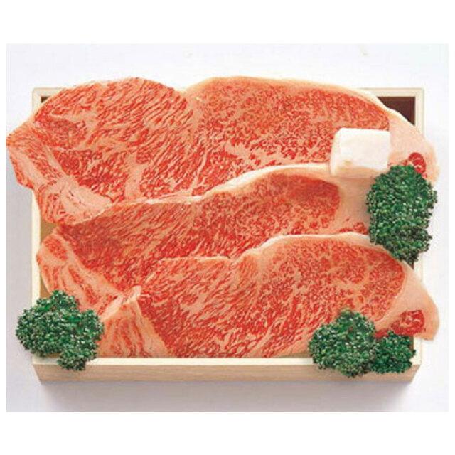 能登牛ロースステーキ