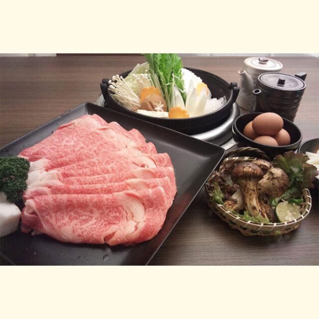 三大牛食べくらべ すき焼きセット(近江牛・神戸牛・松阪牛)