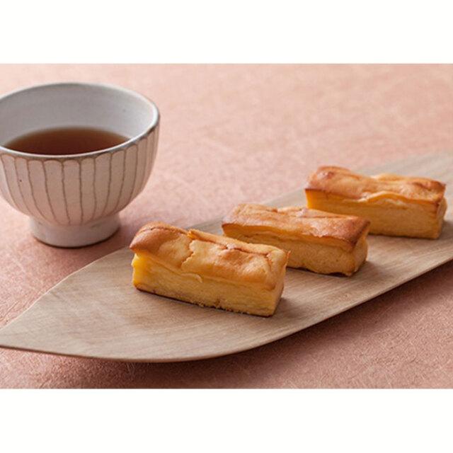 焼チーズケーキ【ながいのん】(6個入)