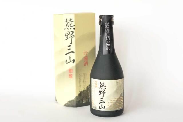 吟醸酒 熊野三山 300ml