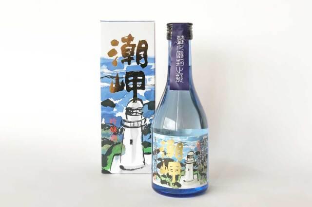 吟醸酒 潮岬 300ml