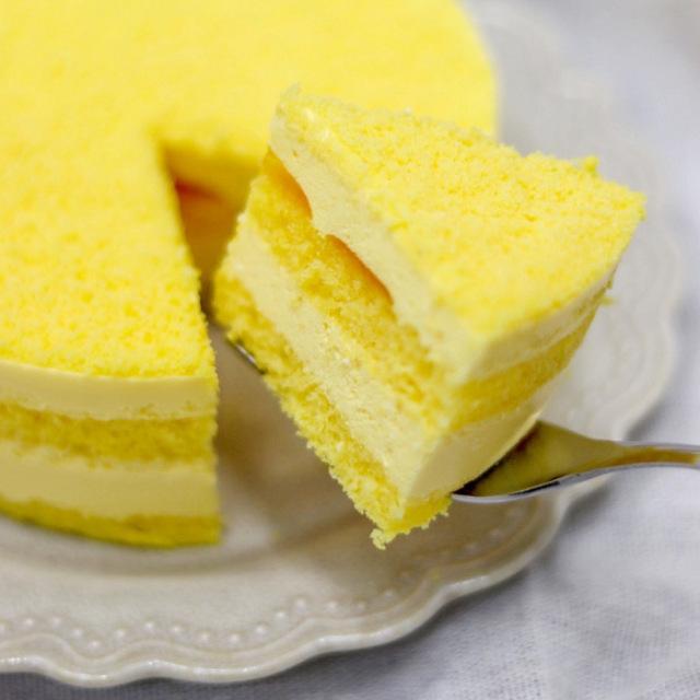 温州みかんのレアチーズケーキ