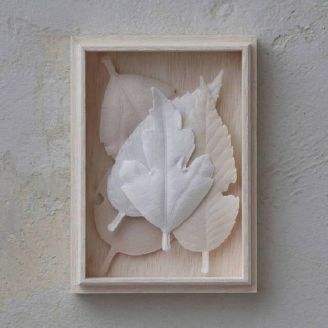 紙でできた葉っぱのお香「HA KO」5枚入OPEN