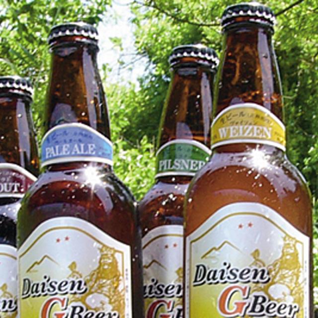 4種類から選べる!大山Gビール330ml×6本セット(冷蔵)