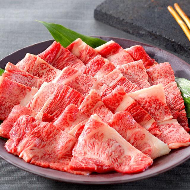 鳥取和牛肩焼き肉用(冷凍)<送料無料>