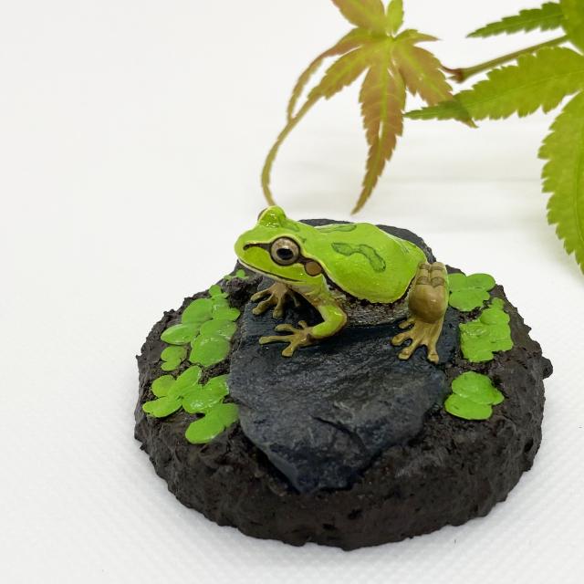 カエルの置物※イメージ
