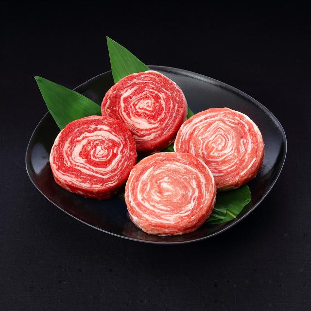 鳥取牛&大山豚ロールステーキ※イメージ
