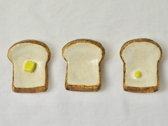 716 厚切り食パンの箸置き 3個セット