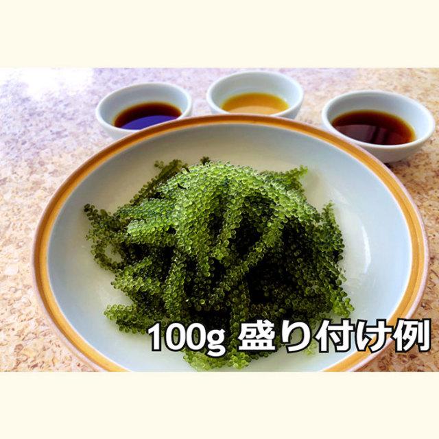 【生】海ぶどう500g