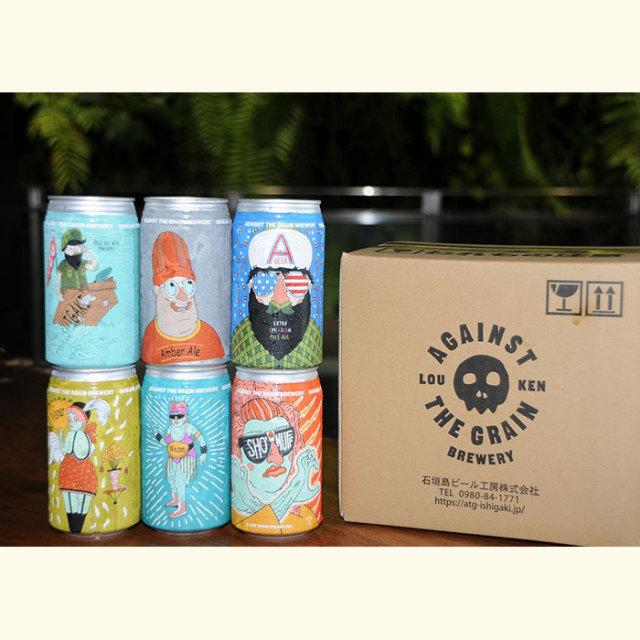 石垣醸造缶ビール6種セット