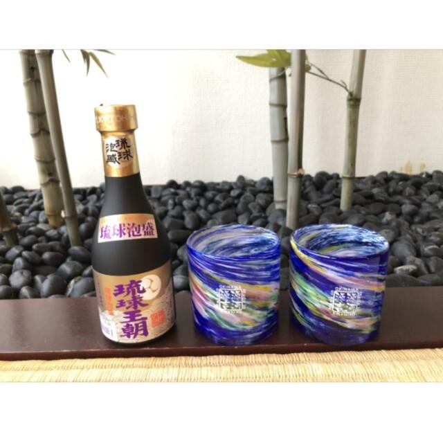 琉球泡盛グラスセット
