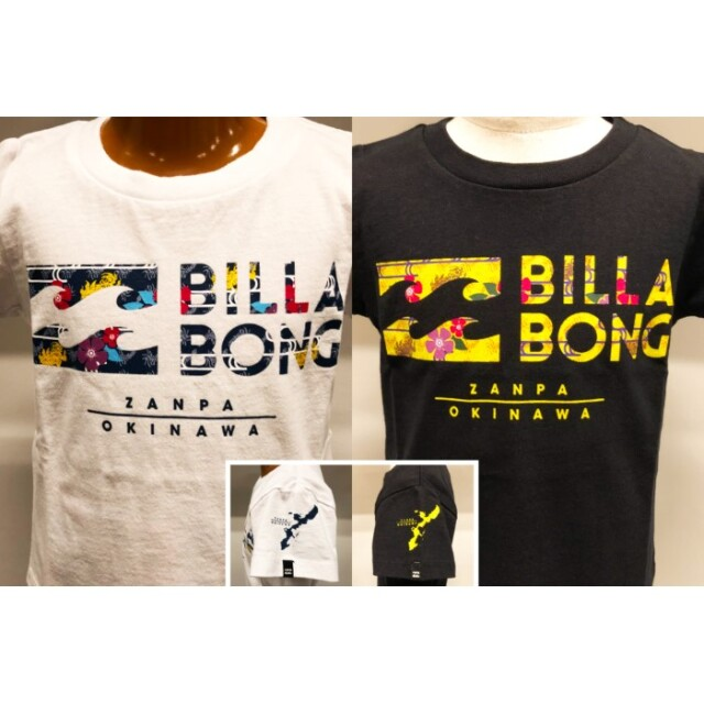BILLABONG ZANPA オリジナルTシャツ KID'S