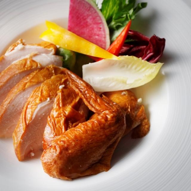 【ハーベスター八雲】 国産ハーブ鶏 スモークチキン3本&4本セット