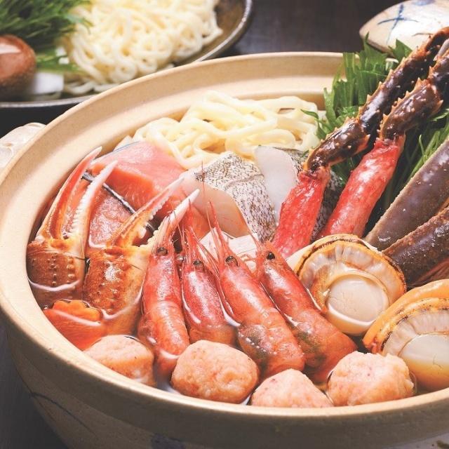 海鮮寄せ鍋セット N-04【お届け期間限定商品】