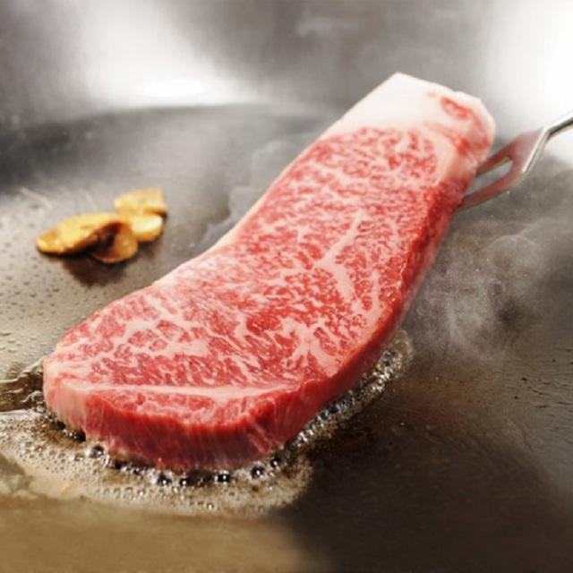 白老牛ステーキ 200g×2枚【お届け期間限定商品】