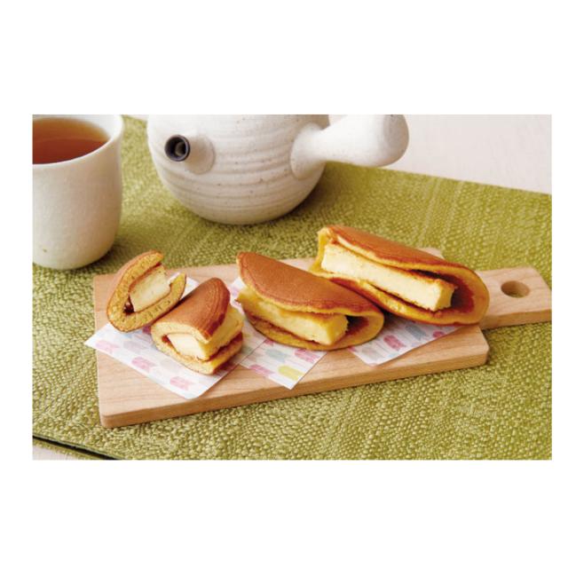 東京 九品仏「掌甘堂」どらチーズケーキ