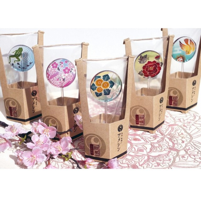 季節の柄セット【春柄5種】 (箱入り)
