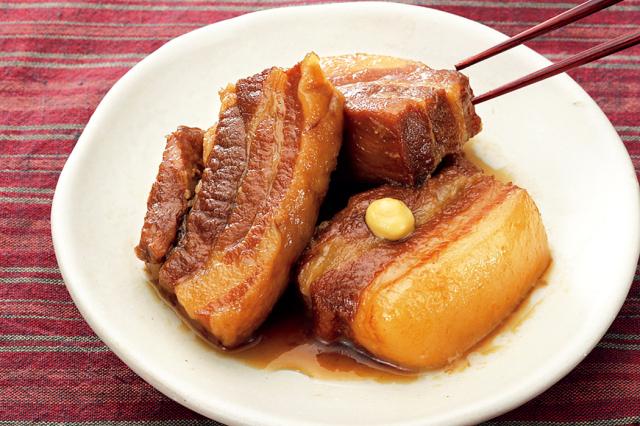 九州産豚の角煮★