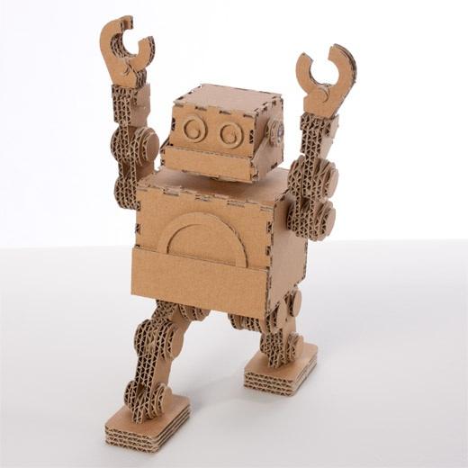 ダンボールロボット