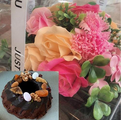 ケーキ&ドーム