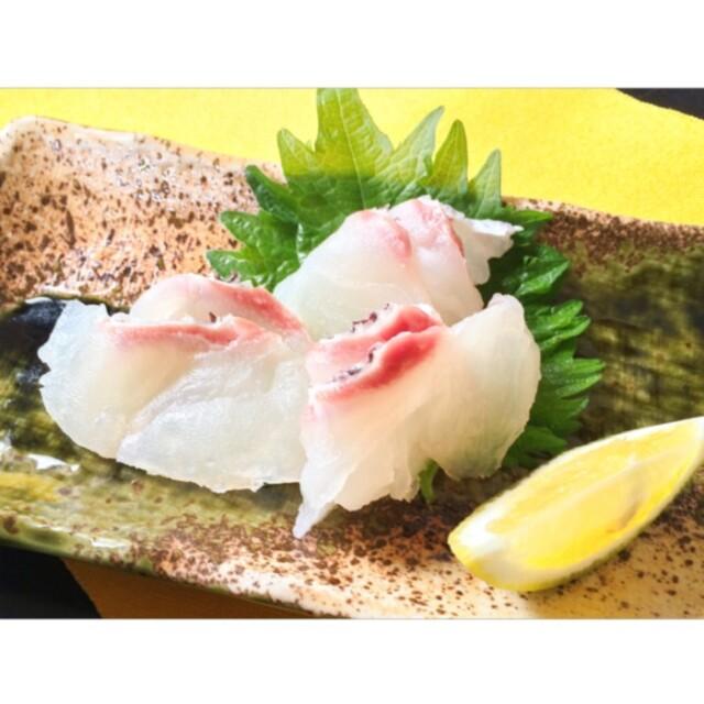 【お試し】穂州鯛の松皮造り